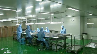 塑胶化工行业洁净工程